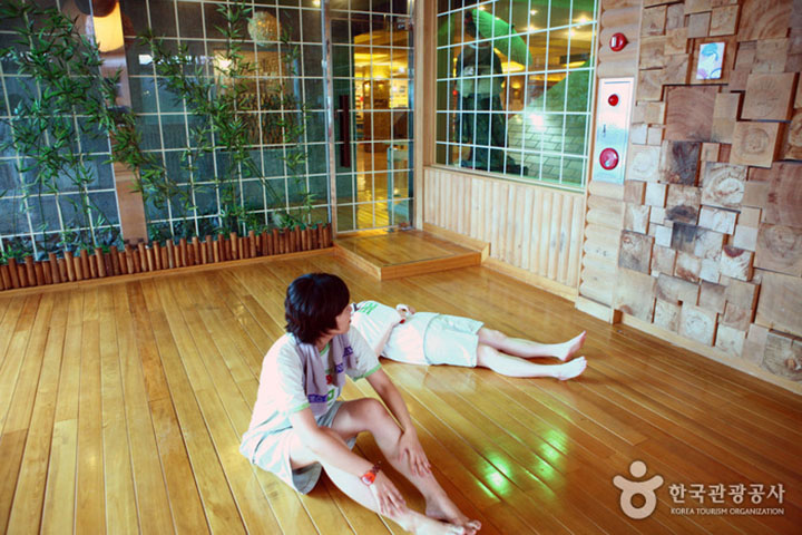 Image result for sleeping on the floor korea