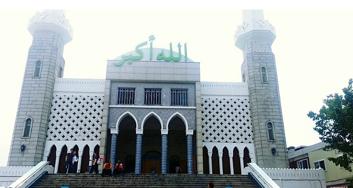 Seoul Central Mosque 10