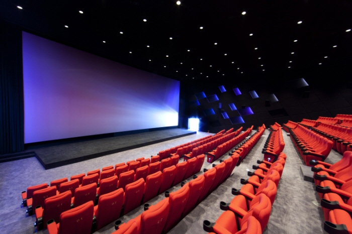 Busan Cinema Center 영화의 전당 Seoul Korea Tour