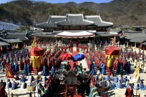 Korean TV Drama Tour (Korean Historical TV Drama)