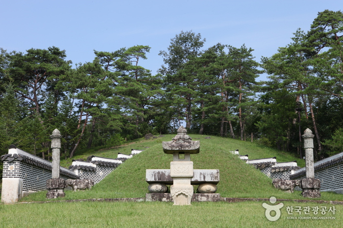 Yeongwol-Jangneung-Royal-Tomb