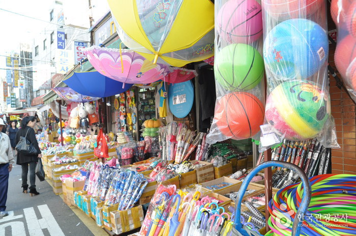 Changsin-dong-Toy-Wholesale-Market