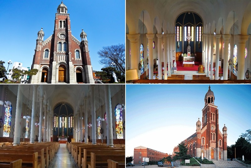 St.-Pauls-Cathedral-Incheon