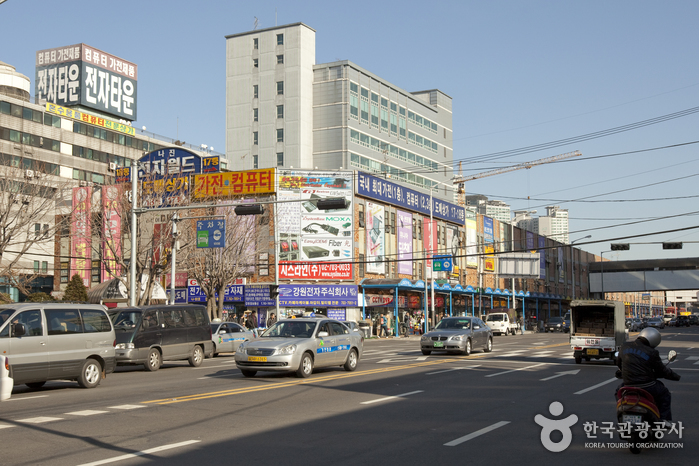 Seoul Hotel Near Train Station - Yeouido Park | Courtyard